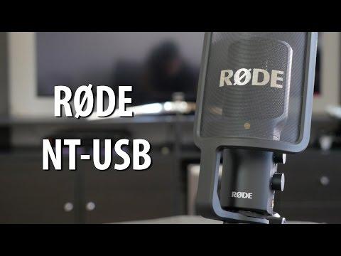 Rode NT-USB: Unboxing, Setup, Soundcheck feat. PSA1 - Snapshot Mojo E02 (german/deutsch)
