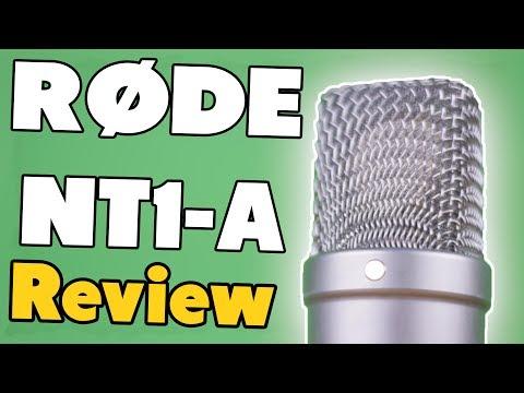 RØDE NT1-A Review +Soundbeispiel - Das Mikrofon für Let`s Player?