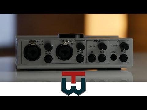 Native Instruments - Komplete Audio 6 im TechWatch Test