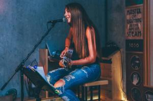 Sprache & Gesang aufnehmen