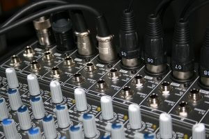 Audio Interface im Homestudio