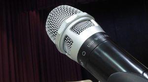 Mikrofon fürs Tonstudio